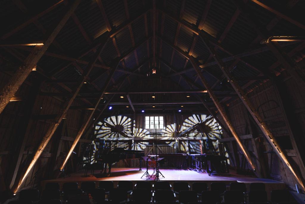 Filmklipp från invigninskonserten